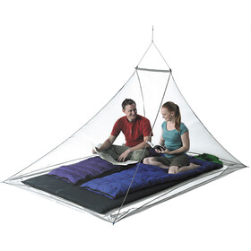 Sea to Summit Nano Mosquito Pyramid Net Double